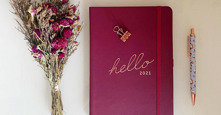 2021 Diaries Image