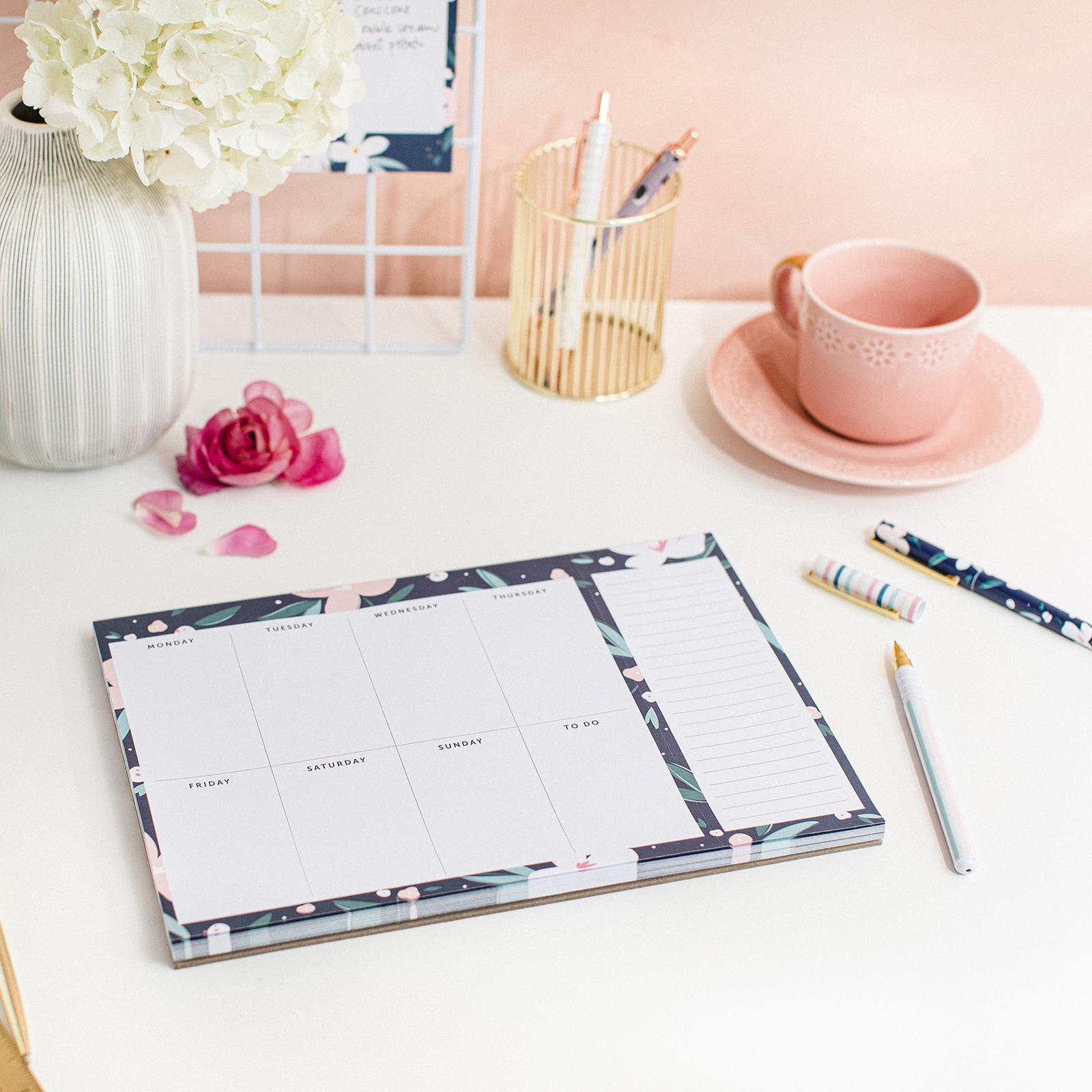 Desk Goals Mobile Image