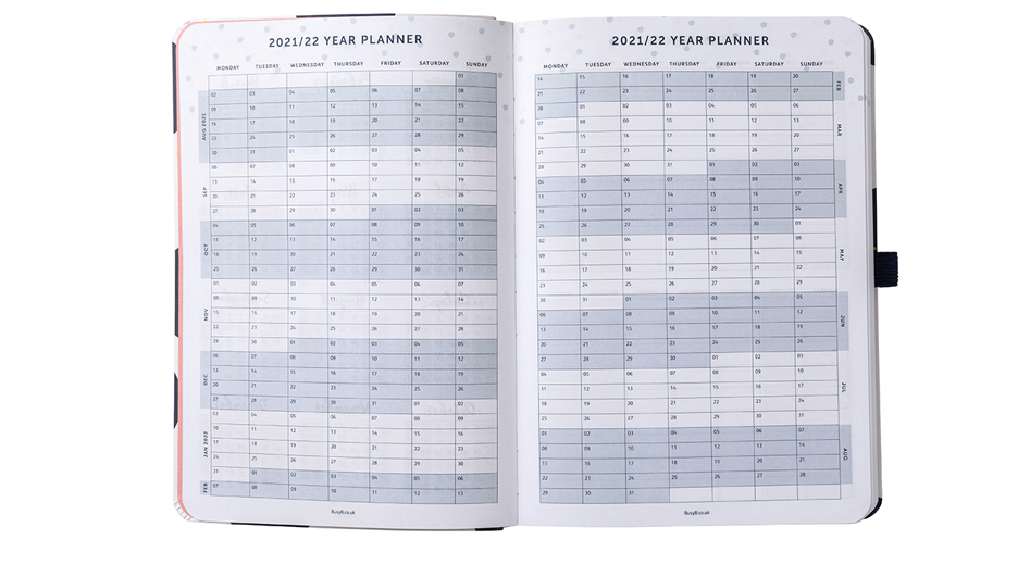 Year Planner Image