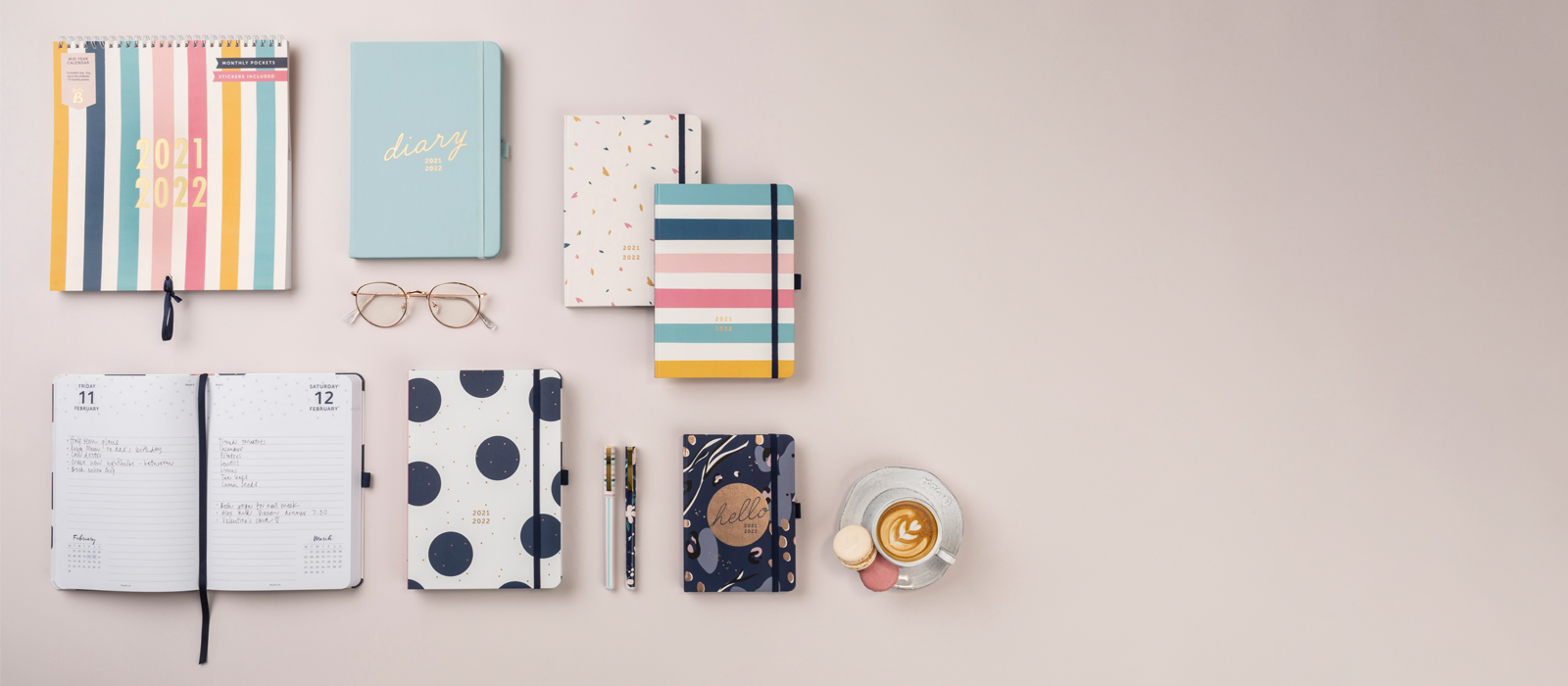 Which Busy B diary are you? Fallback Image