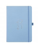 Mid Year Perfect Planner 2020/21 Blue Faux