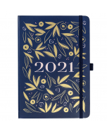 A5 To Do Diary 2021 Navy