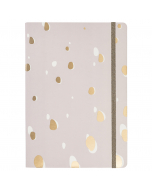 Busy Life Notebook A5 Lilac Paper