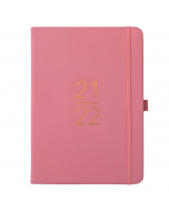 Mid Year Perfect Planner 2021/22 Pink Faux