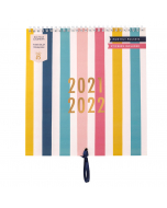 Mid Year Calendar 2021/22 Stripe