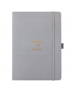 Budget Book Grey
