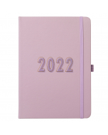 Perfect Planner 2022 Lilac Faux