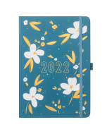 A5 To Do Diary 2022 Teal