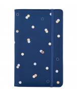 Travel Wallet Navy Spot