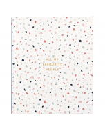Large Address Book - Breezy Blossoms