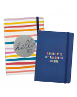 Mid Year A6 To Do Diary 2020/21 / Busy Life Notebook A6 Navy