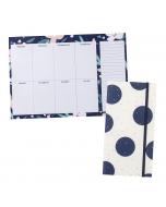 Weekly Planner Pad / Meal Planner