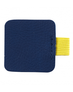 Pen Loop (Navy/Yellow)