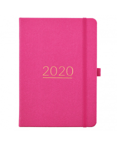 Goals Diary 2020 - Pink (Online Exclusive)