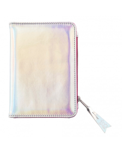 Zipped Passport Cover - Vibrant Vibes