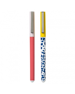 Rollerball Pens Bright Stripes