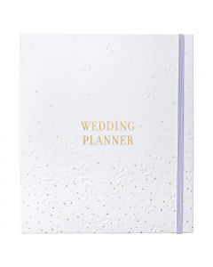 Wedding Planner White