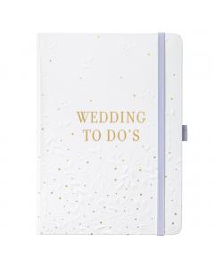 Wedding To Do's White