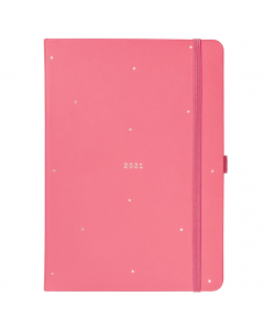 Perfect Planner 2021 Coral Faux