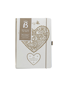 Mini Wedding Planning Book