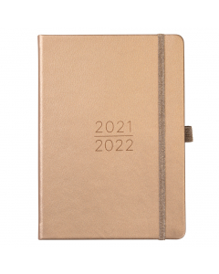 Mid Year Busy Life Diary 2021/22 Rose Gold
