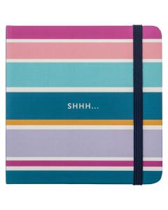 Password Book Stripe