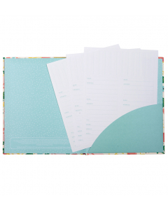 Large Address Book Refill