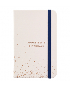 Address & Birthday Book