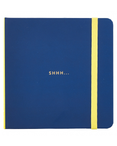 Password Book (Navy)