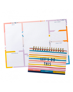 A3 Desk Pad / Week & Month Planner