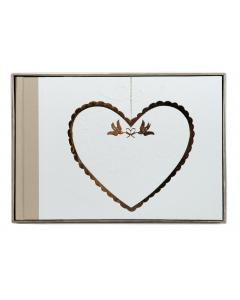 Wedding Album & Keepsake Box (Foiled)