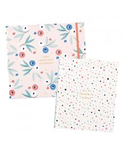 Large Address Book / Birthday Card Book
