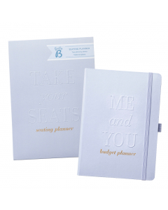 Seating Planner / Wedding Budget Book