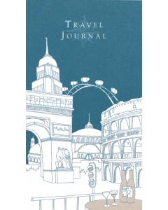 Travel Journal Booklet