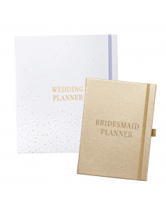 Wedding Planner / Bridesmaid Planner