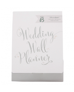 Wedding Wall Planner