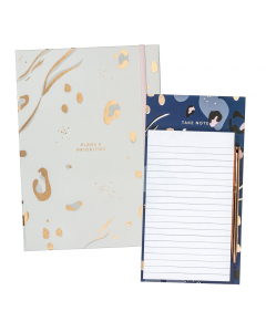 Week Planner & Lists / Magnetic Pad & Pen