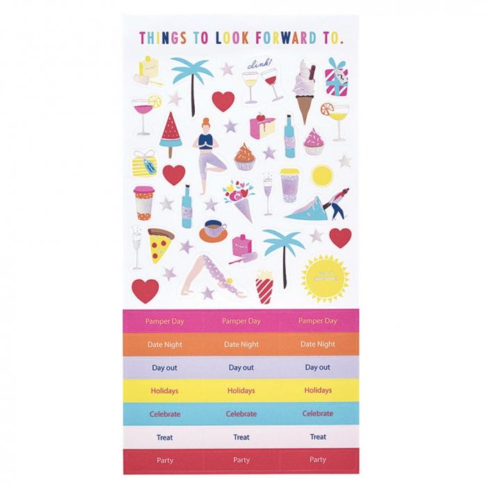 Stickers - Vibrant Vibes