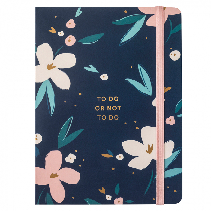 To Do Notes Navy