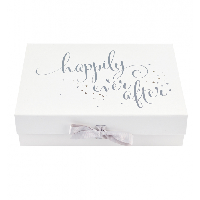 Wedding Keepsake Box for those special wedding day memories