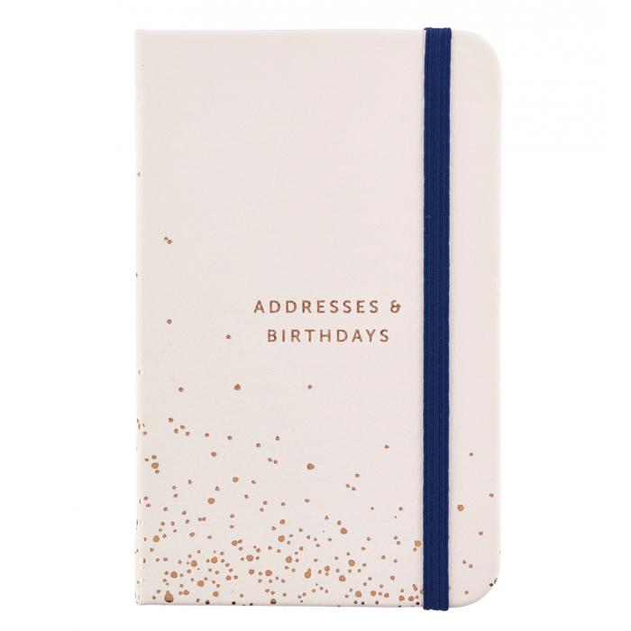 Address & Birthday Book