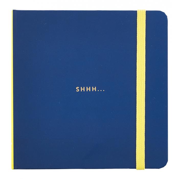 Password Book (Navy)