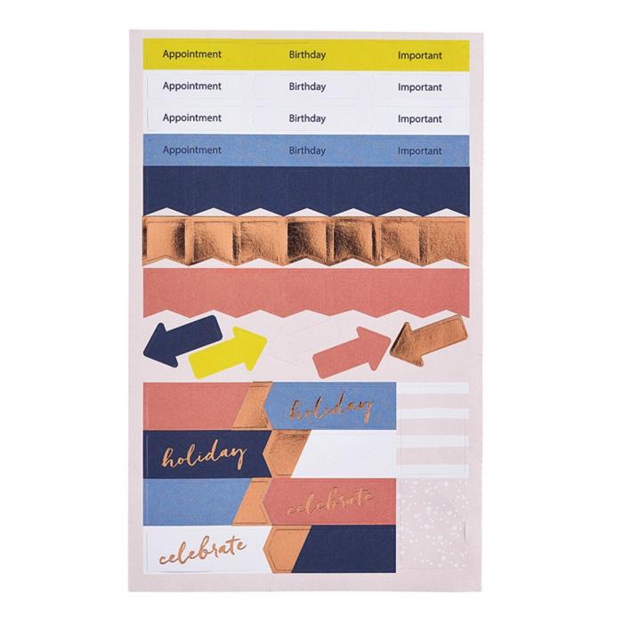 Perfect Planner 2020 Sticker Refill  (X3)