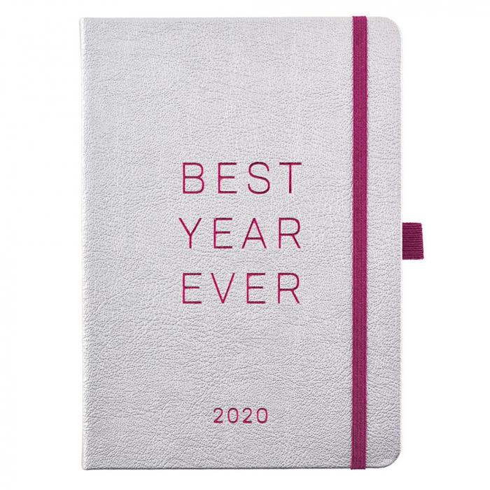 Goals Diary 2020 - Vibrant Vibes