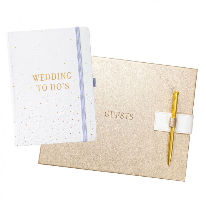 Guest Book / Wedding To Do's