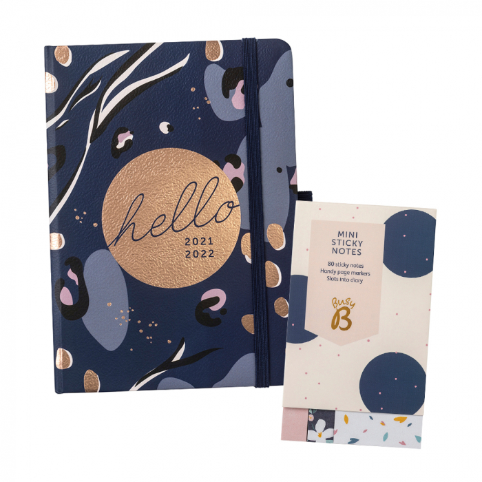 Mid Year A6 To Do Diary 2021/22 / Mini Sticky Notes
