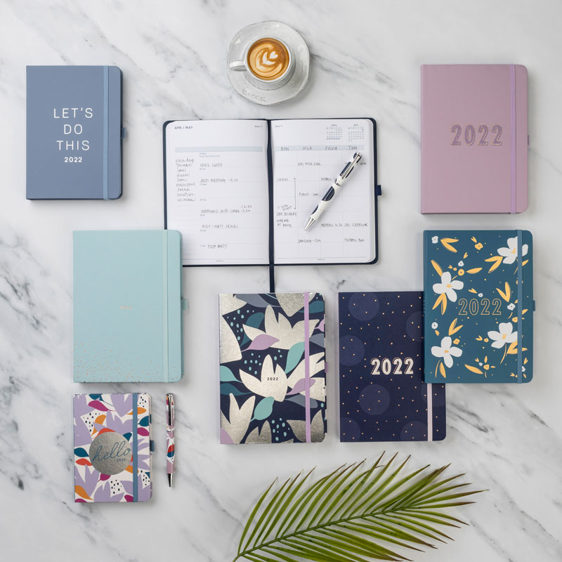 2022 Diaries & Planners Mobile Image