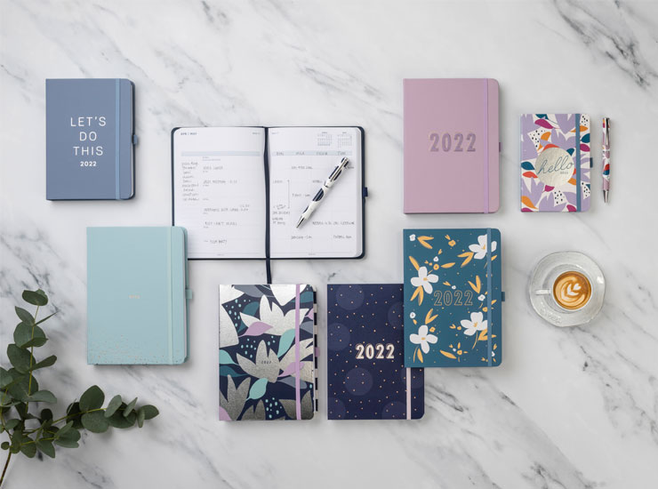 2022 Diaries & Planners Fallback Image