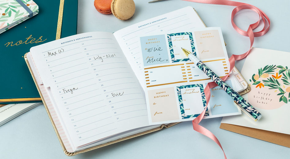 Gift Planner Mobile Image